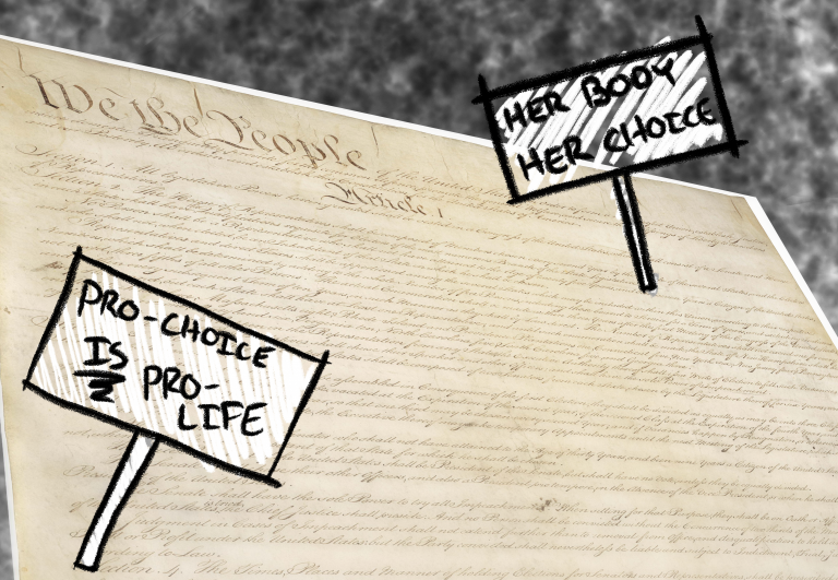 The Constitutional Argument for Abortion Rights