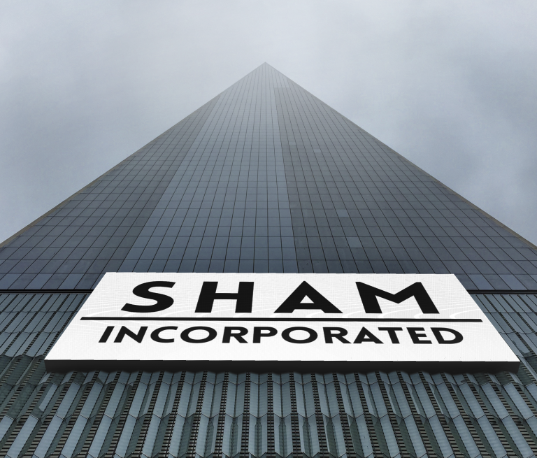 New Sham, Inc. Whistleblower Sparks Discussion Over Misinformation Campaigns