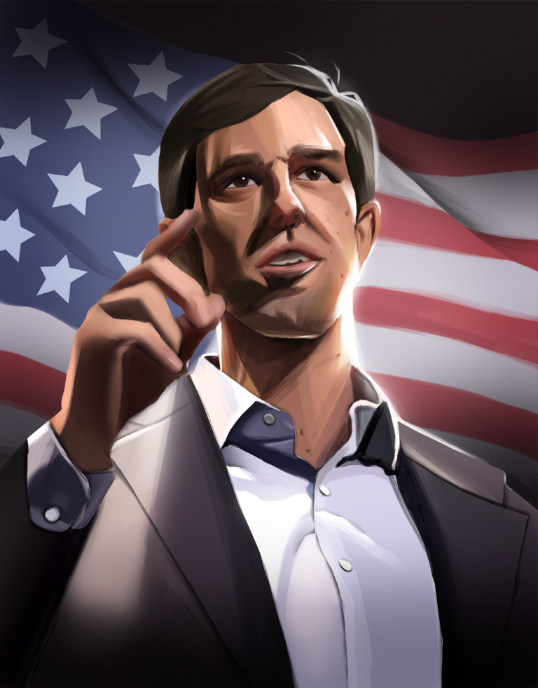 Born to Be In It: The Rise and Fall of Beto O'Rourke